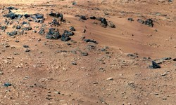 Curiosity-rocknest-NASA