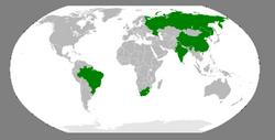 BRICS-MAPA