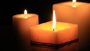 magia świec