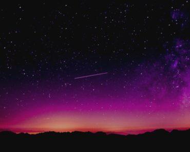 magiczna moc spadających gwiazd