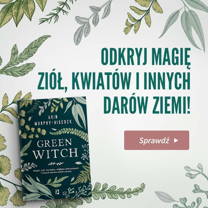 Ksiązka Green Witch - Arin Murphy-Hiscock