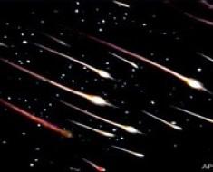 Rój meteorów