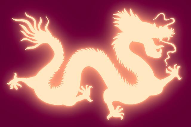 Chińskie symbole szczęścia - smok, feniks i inne