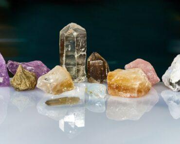 Kamienie magiczne na obfitość i bogactwo